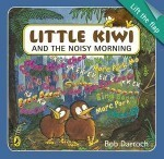 Little Kiwi and the Nosiy Morning
