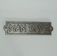Man Cave Door Sign