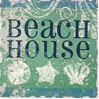 Coasters - Beach House Set of 6