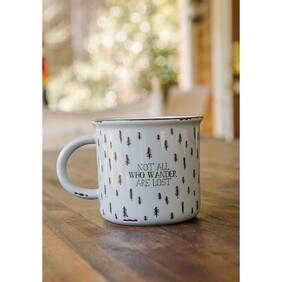 Ceramic Mug - Not all who wander are lost...