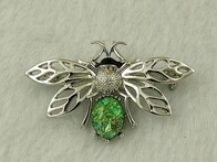 Brooch - Bee