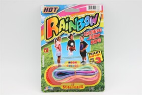 Hot Rainbow Elastic