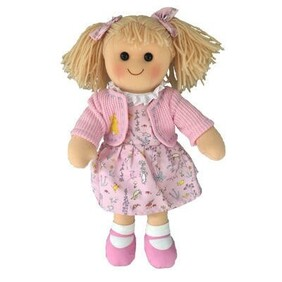 Hopscotch Rag Doll - Willow