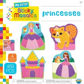 Sticky Mosaic - My First Princesses