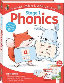 Phonics Kit - Stages 1