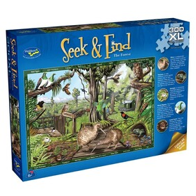 Holdson Puzzle - Seek & Find The Forest