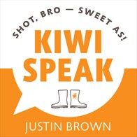 Kiwi Speak Book