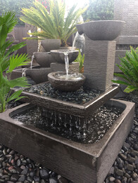 Cascading Comfort Water Feature 90cm x 100cm
