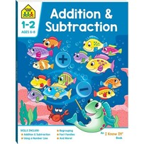 School Zone - Addition and Subtraction