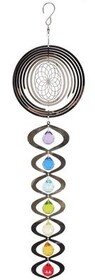 Wind Chime - Seed of Life with 7 Chakra