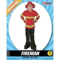Firemans Jacket and Hat