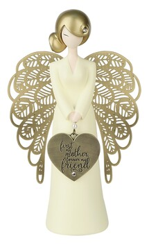 Angel Figurine - First My Mother
