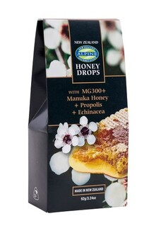 Alpine Honey Drops - Manuka Honey & Propolis