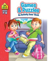 School Zone - Games and Puzzles