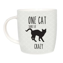 Novelty Cat Coffe Mugs