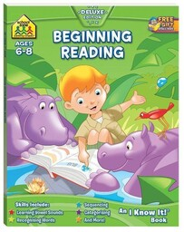 School Zone - Beginning Reading