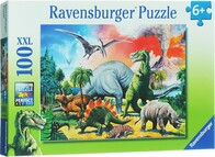 Ravensburger Puzzle - Dinosaur World