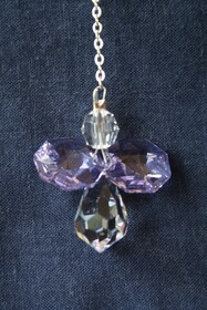 Angel Crystal - Violet