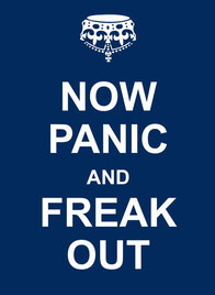 Gift Book / Now Panic and Freak Out