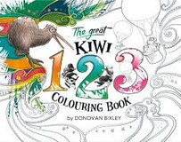 The Great Kiwi Colouring Book - 123