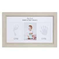 Baby Foot & Hand Print Frame