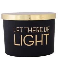 Less Chat Candle - Let There Be Light