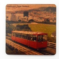 Rimu Mug Mate - Cable Car Colour