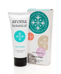 Aromabotanical Hand & Nail Cream - Pear and Ginger