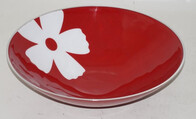 Aluminium Bowl Large / Red
