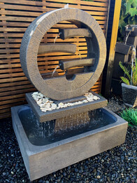 Stream of Life Water Feature 100cm x 125cm