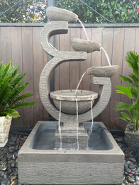 Dragon Falls Water Feature 80cm x 145cm
