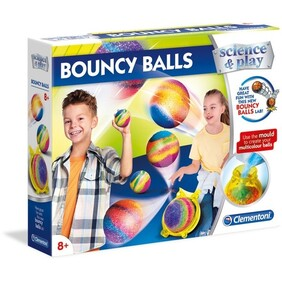 Create Your Own Bouncy Balls