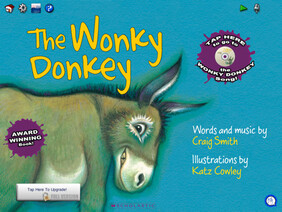 The Wonky Donkey / Soft Cover