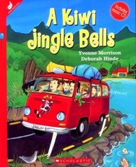A Kiwi Jingle Bells with CD