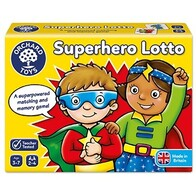 Orchard Toys - Superhero Lotto