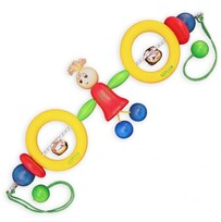 Gepetto - Pram Rattle with Sally Doll