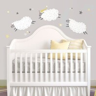 RoomMates Peel and Stick Wall Decals /Sheep