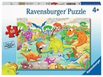 Ravensburger Puzzle - Time Traveling Dinos