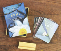 Affirmation Boxed Cards - Thoughts of Rumi