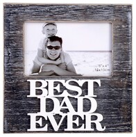 Photo Frame - Best Dad Ever