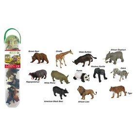 Collect A Mini Box - Wild Animals