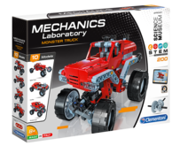 Science & Play - Mechanics Laboratory / Monster Trucks