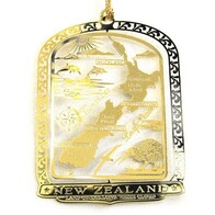 Xmas Collectable - NZ Map