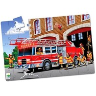 Jumbo Floor Puzzle - Fire Rescue