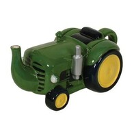 Tractor Teapot - Green
