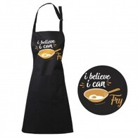 Apron - I Believe I Can Fry