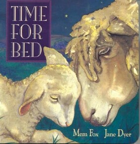 Time For Bed - Board Book