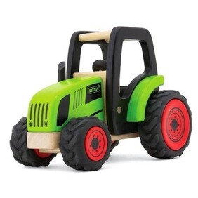 Wooden Tractor - Pintoy