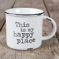 Ceramic Mug - This Is My Happy Place