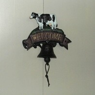 Welcome Cow Bell